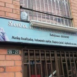 Sala de Belleza Internacional en Bogotá