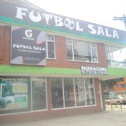 Fútbol Sala en Bogotá