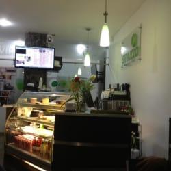 Spazio Café en Bogotá