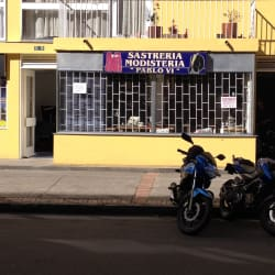 Sastrería Pablo VI en Bogotá
