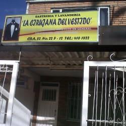 Sastrería y Lavandería La Cirujana del Vestido en Bogotá