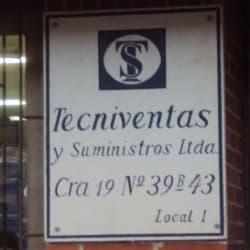 Tecniventas y Suministros Ltda. en Bogotá