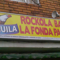 Rockola La Fonda Paisa en Bogotá