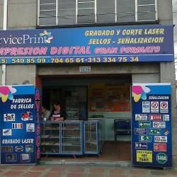 Service Print en Bogotá