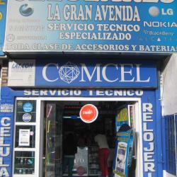 Servicelulares La Gran Avenida  en Bogotá
