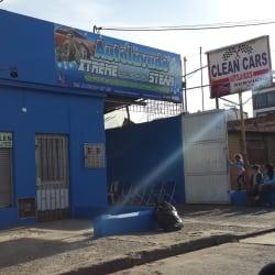 Autolavado Xtreme Eco Steam en Bogotá