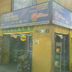 Servicerraduras  en Bogotá