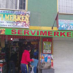 Servimerker en Bogotá