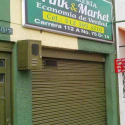 Super Cigarrería Drink & Market en Bogotá