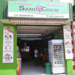 Sandy Crem en Bogotá