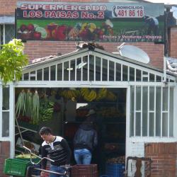 Supermercado Los Paisas Carrera 113 con 86A en Bogotá