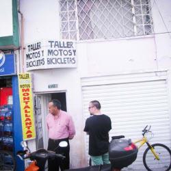 Taller Motos y Bicicleta en Bogotá