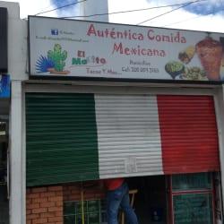 Autentica Comida Mexicana en Bogotá