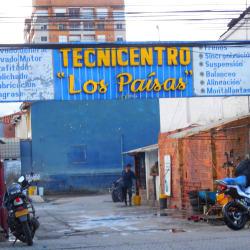 Tecnicentro Los Paisas en Bogotá