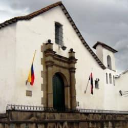 Iglesia Santa Bárbara Centro en Bogotá