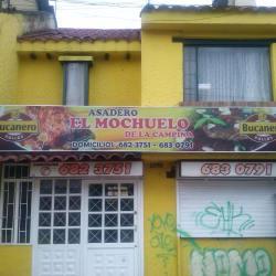 Asadero El Mochuelo de La Campiña en Bogotá