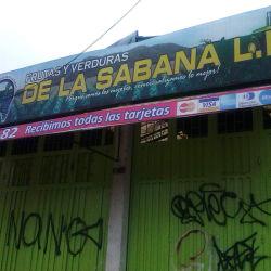 Frutas y Verduras De La Sabana L.P. en Bogotá