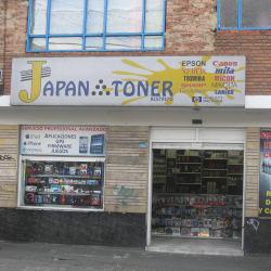 Comercializadora Japan Toner en Bogotá
