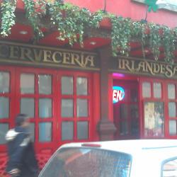 Cervecería Irlandesa en Bogotá