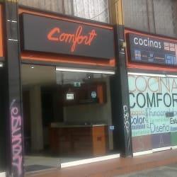 Cocinas Comfort en Bogotá