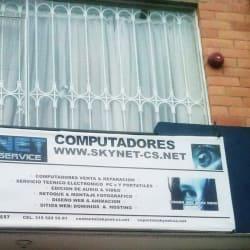 Computer Service Skynet en Bogotá