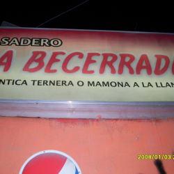 Asadero La Becerrada en Bogotá