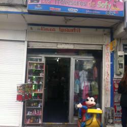Pañaera las Travesuras de Sofi en Bogotá