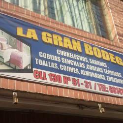 La Gran Bodega en Bogotá