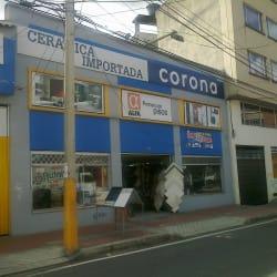Cerámica Importada Corona en Bogotá