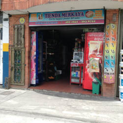Tienda Markaya en Bogotá