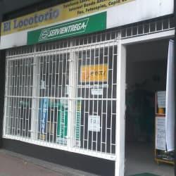 El Locotorio en Bogotá