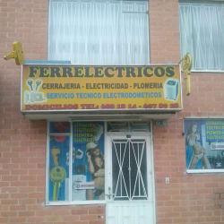 Ferretería Ferreléctricos en Bogotá