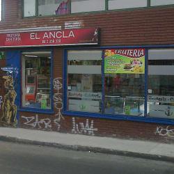 Frutería Cafetería El Ancla en Bogotá