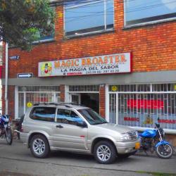 Magic Broaster en Bogotá
