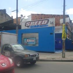 Lavadero de Autos Speed en Bogotá