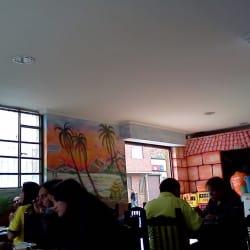 El Gran Pez en Bogotá
