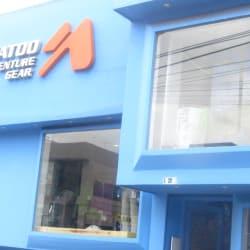 Tatoo Adventure Gear en Bogotá