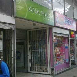 Ana María Centro De Belleza en Bogotá