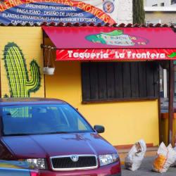 Taquería La Frontera en Bogotá
