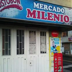 Mercado Milenio  en Bogotá