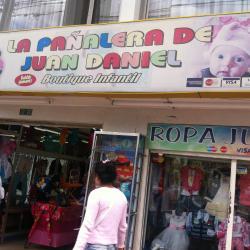 La Pañalera De Juan Daniel  en Bogotá
