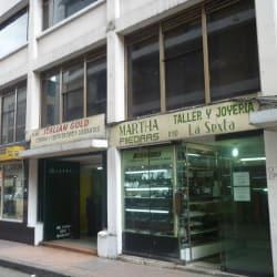 Taller y Joyería La Sexta en Bogotá