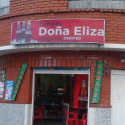 Tamales Doña Eliza en Bogotá