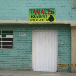 Tamales Tolimenses Los Mejores  en Bogotá