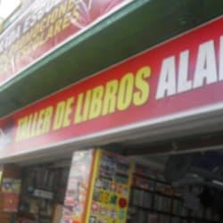 Taller de Libros Álamos en Bogotá