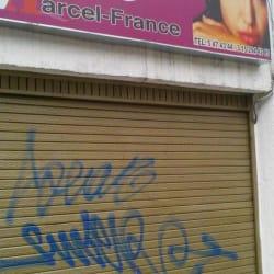 Marge Marcel France en Bogotá