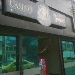 Casino Faraones en Bogotá
