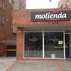 Molienda Café en Bogotá