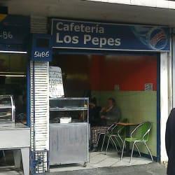 Cafetería Los Pepes en Bogotá