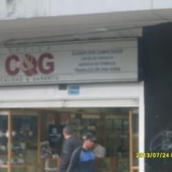 Óptica C & G en Bogotá